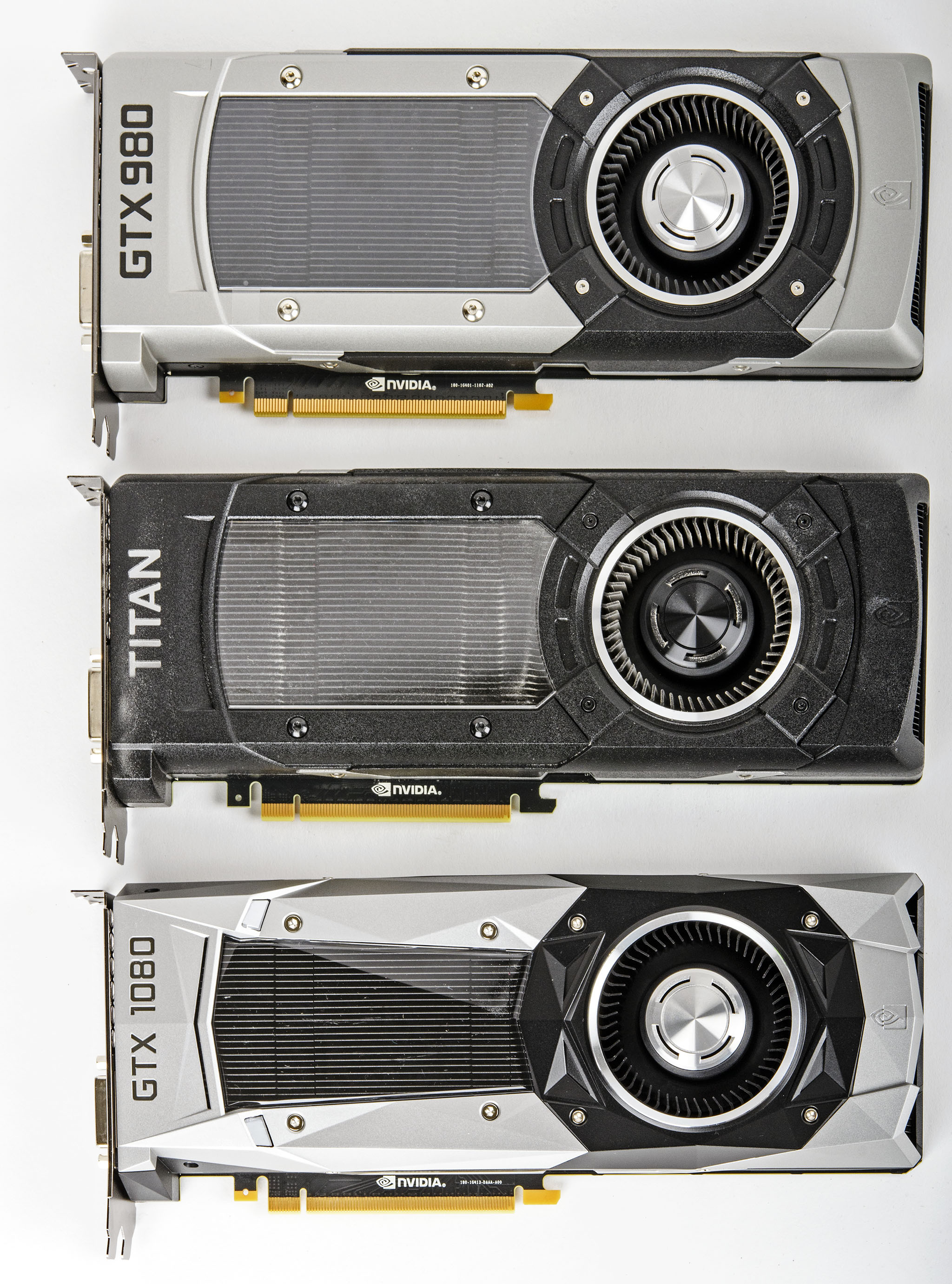 Tested: Nvidia GeForce GTX 1080 Video Card - Tested