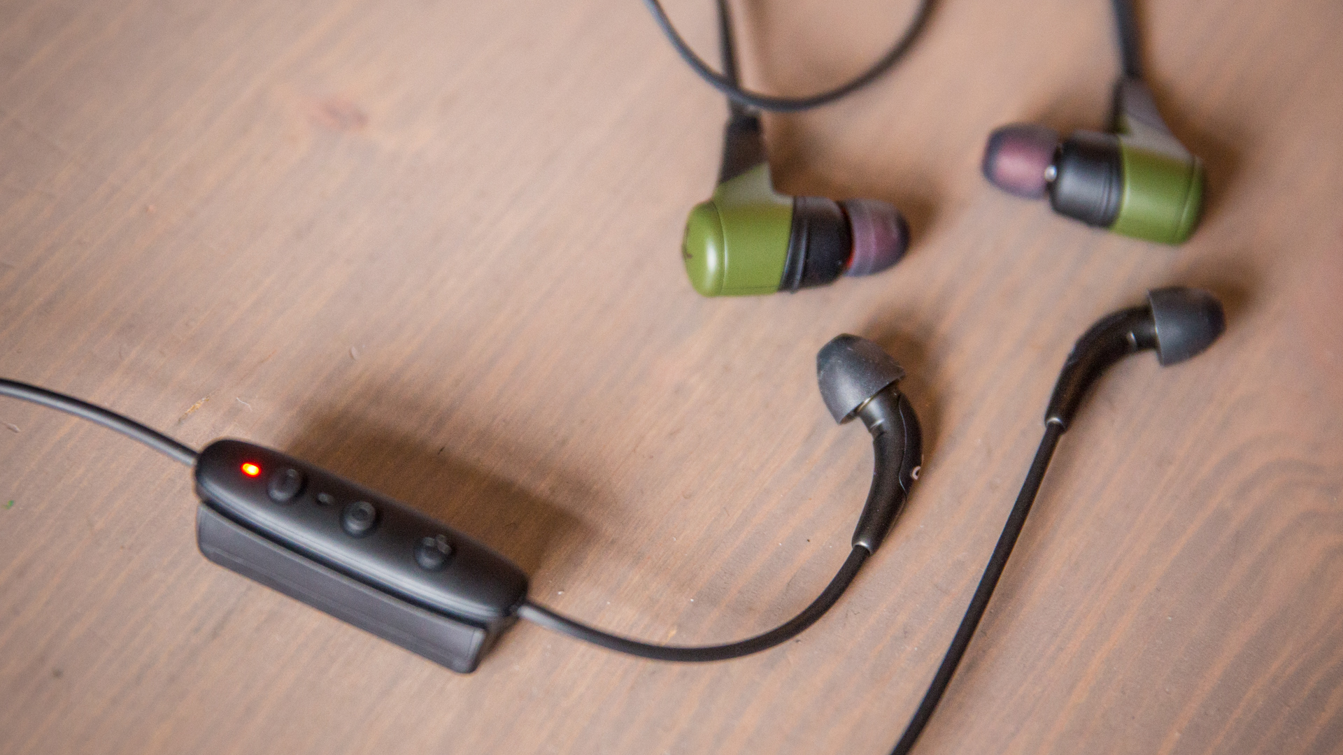 fda32e5b8a7 I can't imagine bluetooth earbuds getting much smaller than this, but the  elephant in the room may be when Jaybird adopts a fully wireless design, ...
