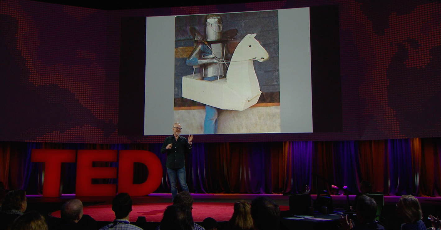 My Love Letter to Cosplay at 2016's TED Conference   Tested