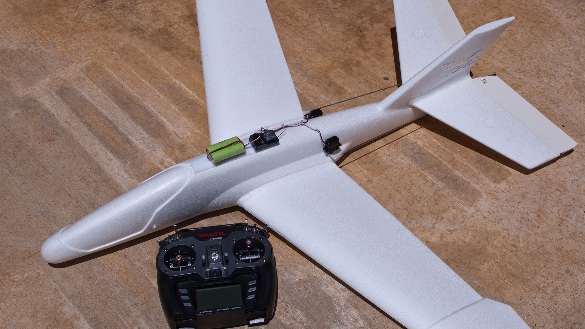 BCheap DIY RC Trainer – Part 1: - Tested