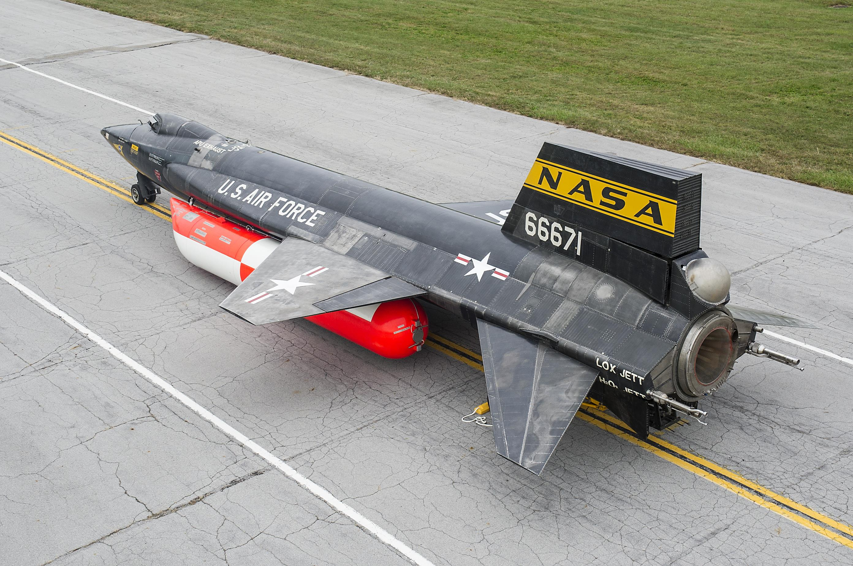 X-15: The Other Spaceplane - Tested