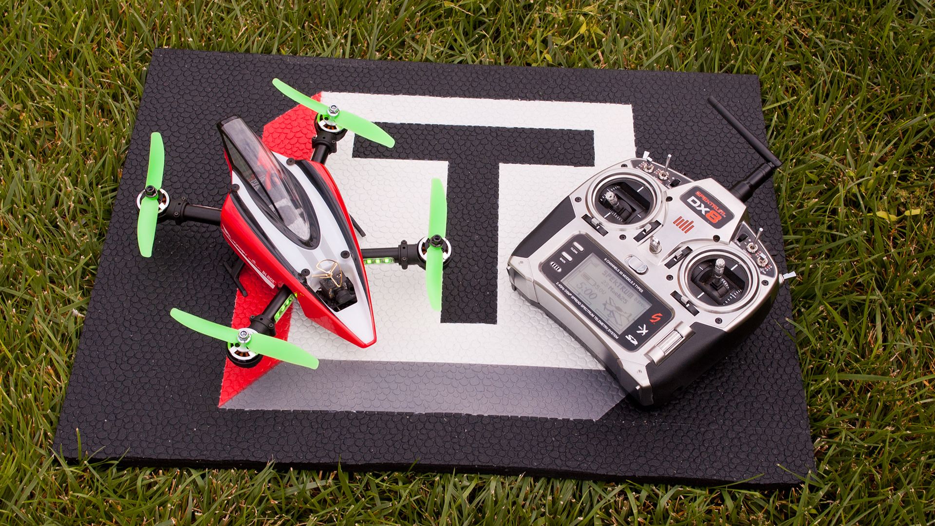 Making A Custom Multi-Rotor Landing Pad - Tested
