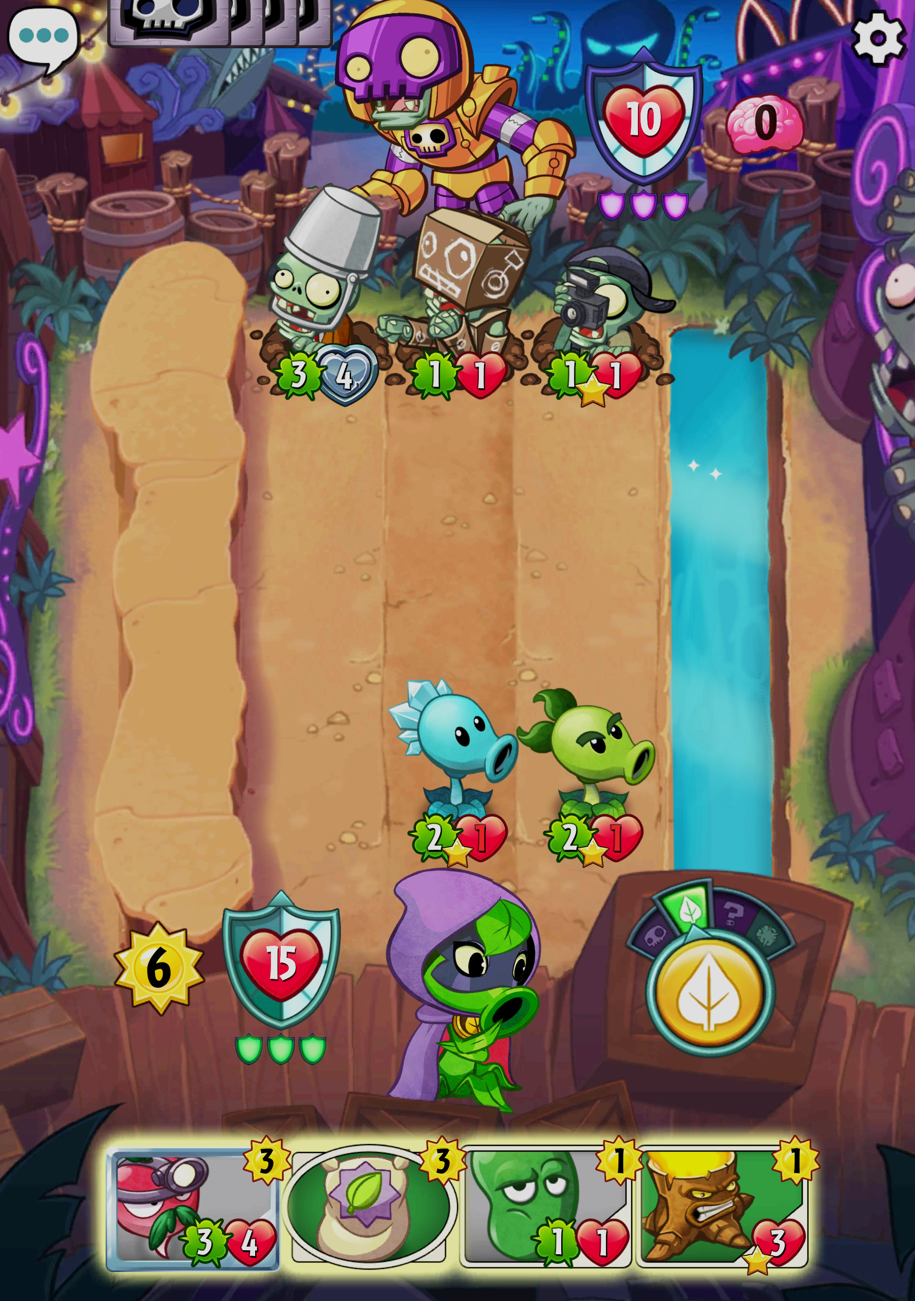 Google Play App Roundup Wallpapers Plants Vs Zombies Heroes And