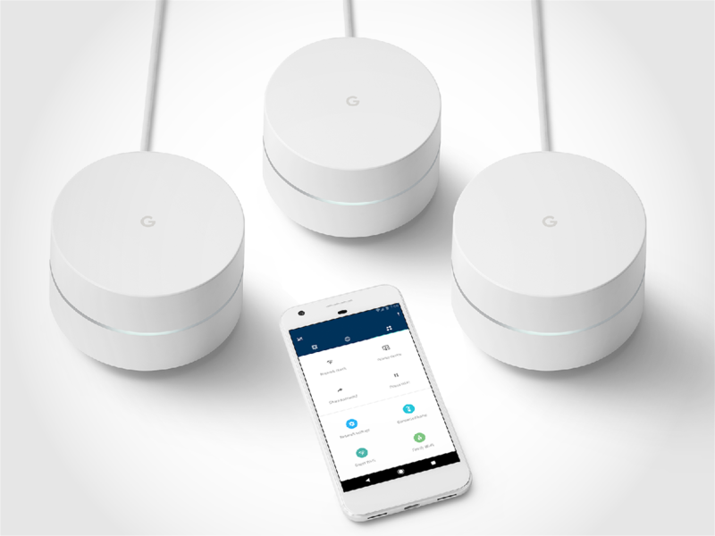Google Wifi Is Just The Latest Product To Embrace Mesh