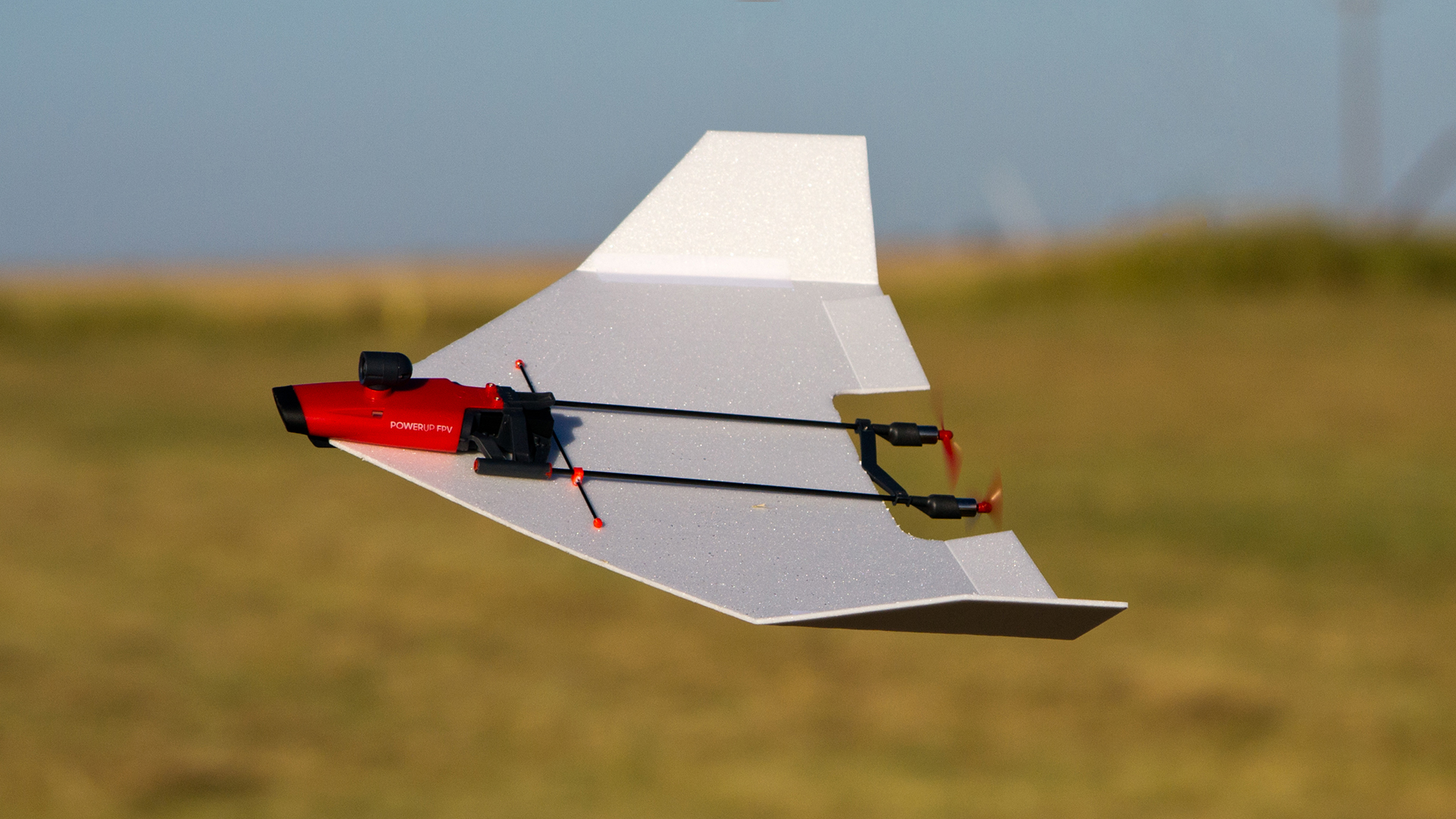 Tested: PowerUp FPV RC Paper Airplane - Tested