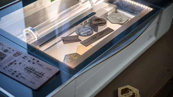 Hands On With The Glowforge Laser Cutter Tested