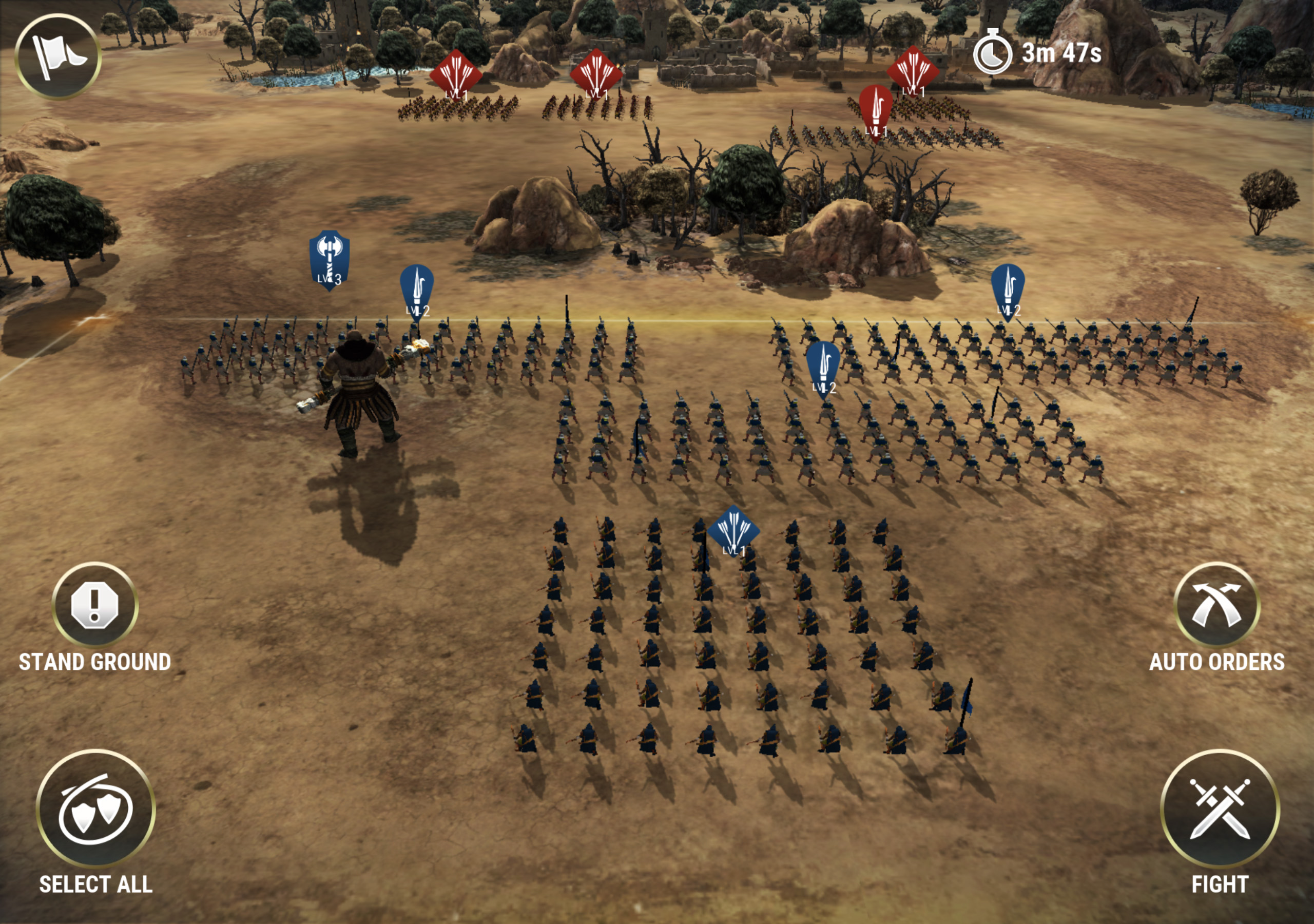 Google Play App Roundup: Trusted Contacts, Dawn of Titans