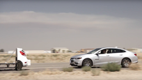 Adam Savage Tests Crash Imminent Braking