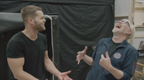 Adam Savage Interviews Wes Chatham