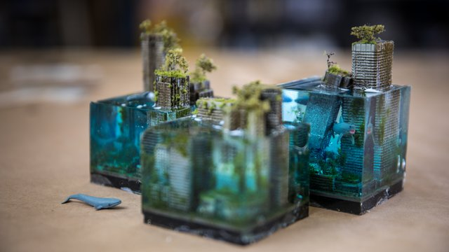 This Old FX Shop: Underwater Miniature Cities - Tested