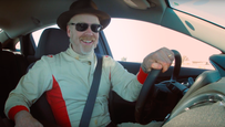 Adam Savage Tests Blind Spot Detection