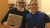 Adam Savage's Maker Tour:  Stanford Hospital