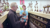 Adam Savage's Maker Tour:  Artisan's Asylum Artists