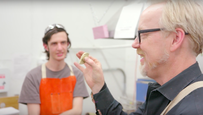 Adam Savage Maker Metal Casting