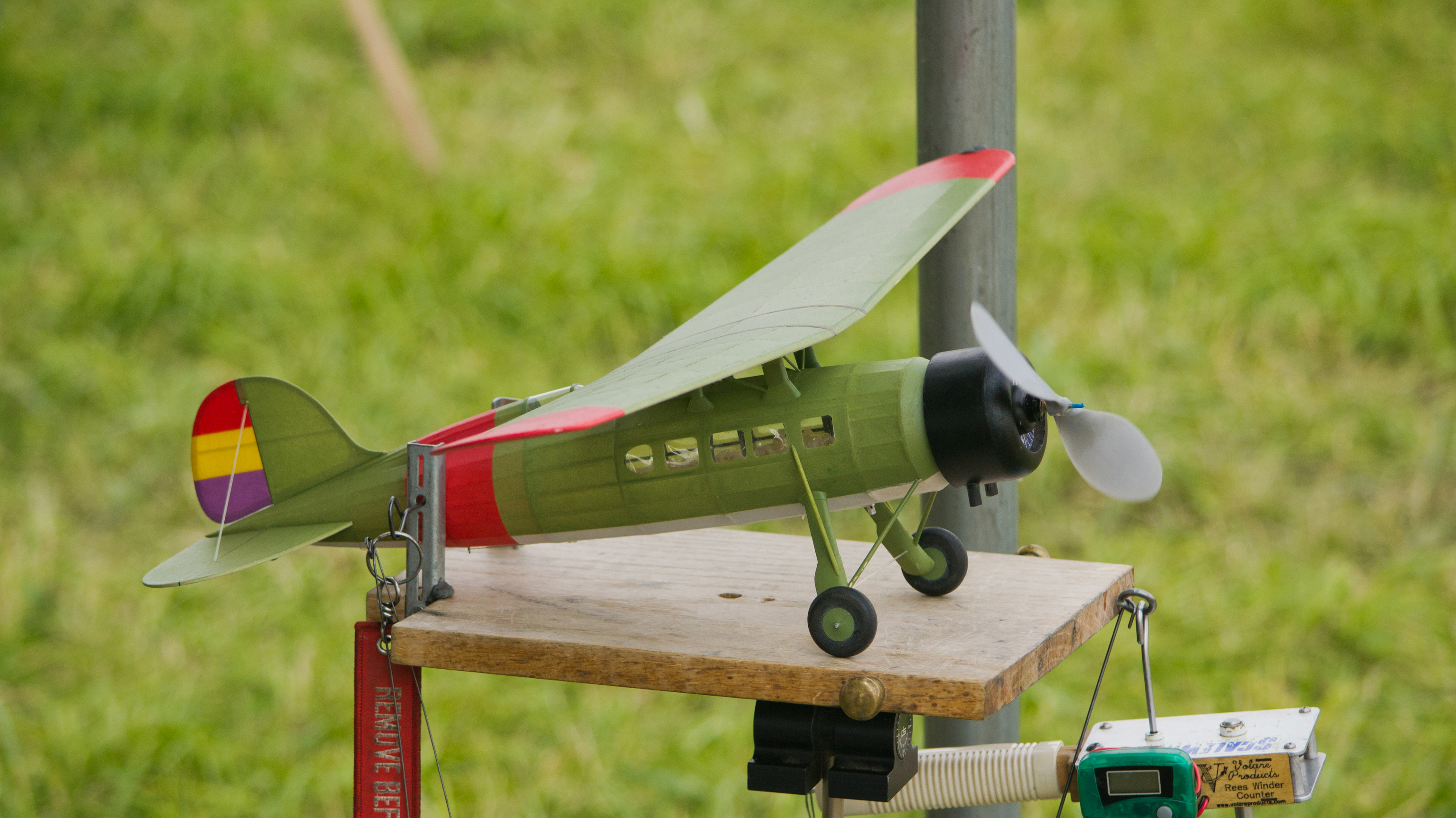 Letting Go A Look At Free Flight Models Tested