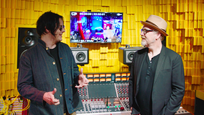Adam Savage Jack White