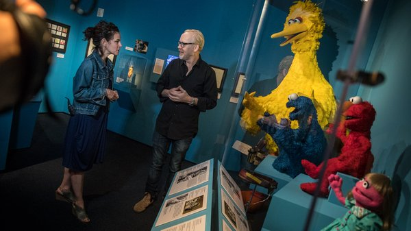Adam Savage Tours the Jim Henson Exhibition! - Tested