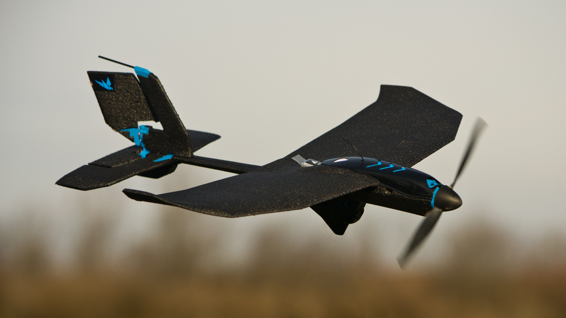 Testing: SmartPlane Pro FPV Fixed-Wing RC - Tested