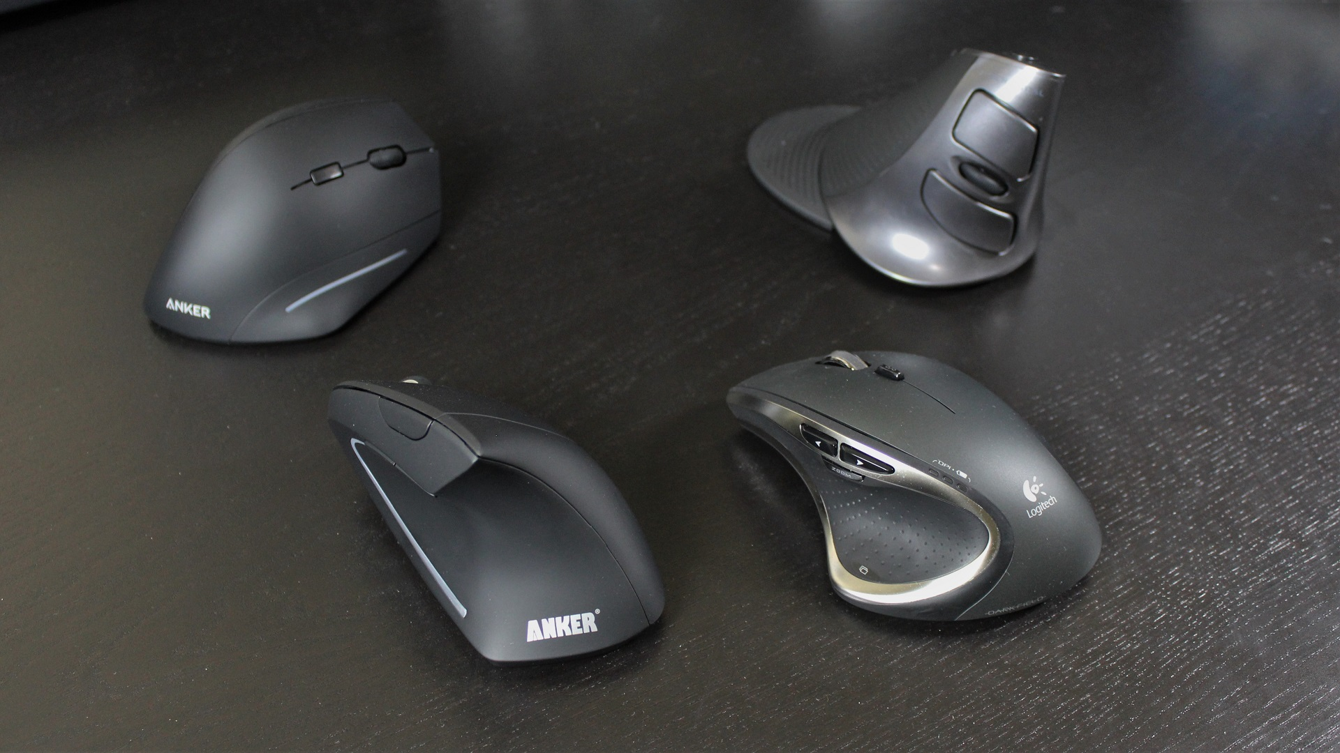 Testing the Ergonomics of Vertical Mice - Tested