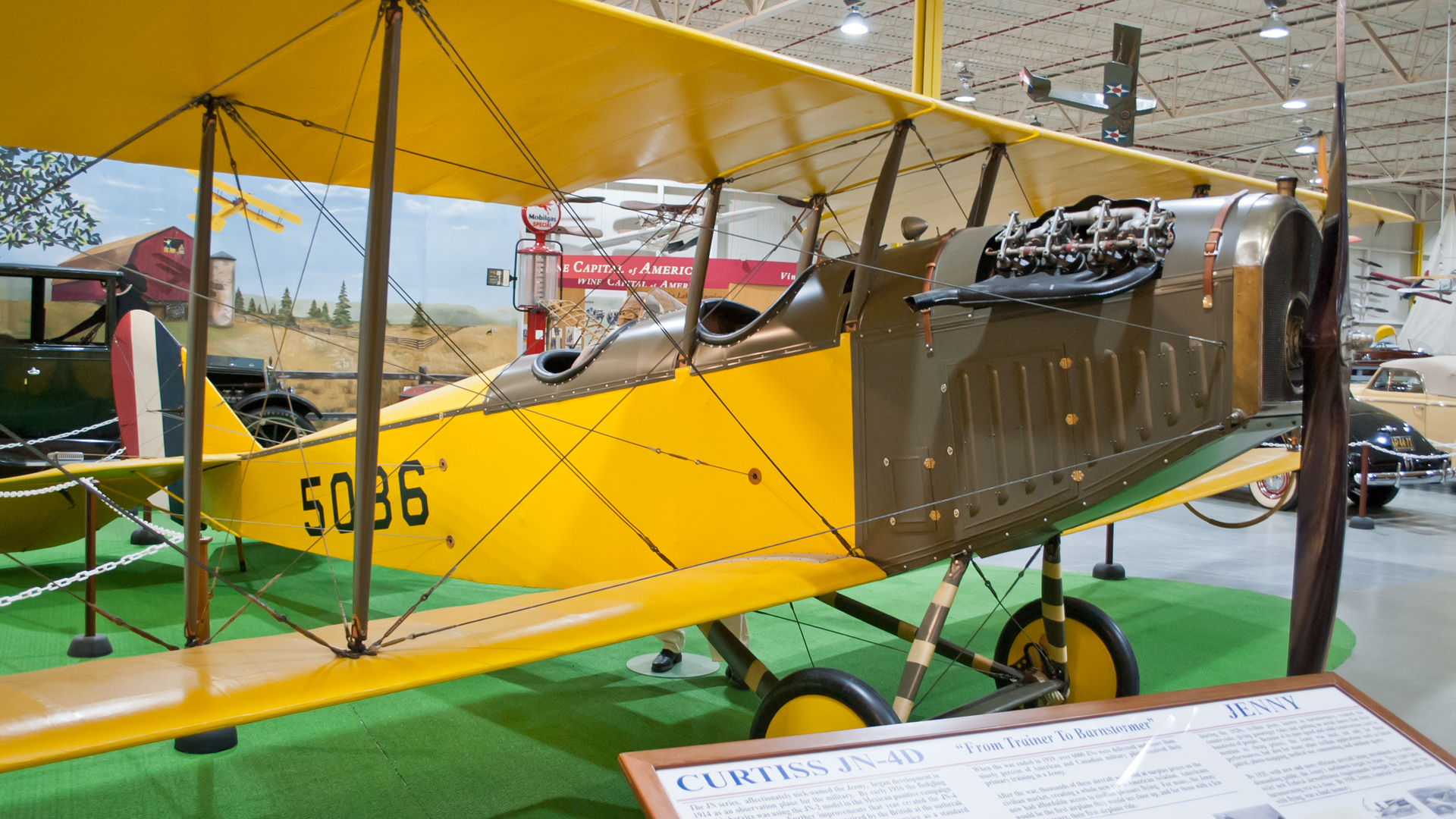 Visiting the Glenn H  Curtiss Museum - Tested