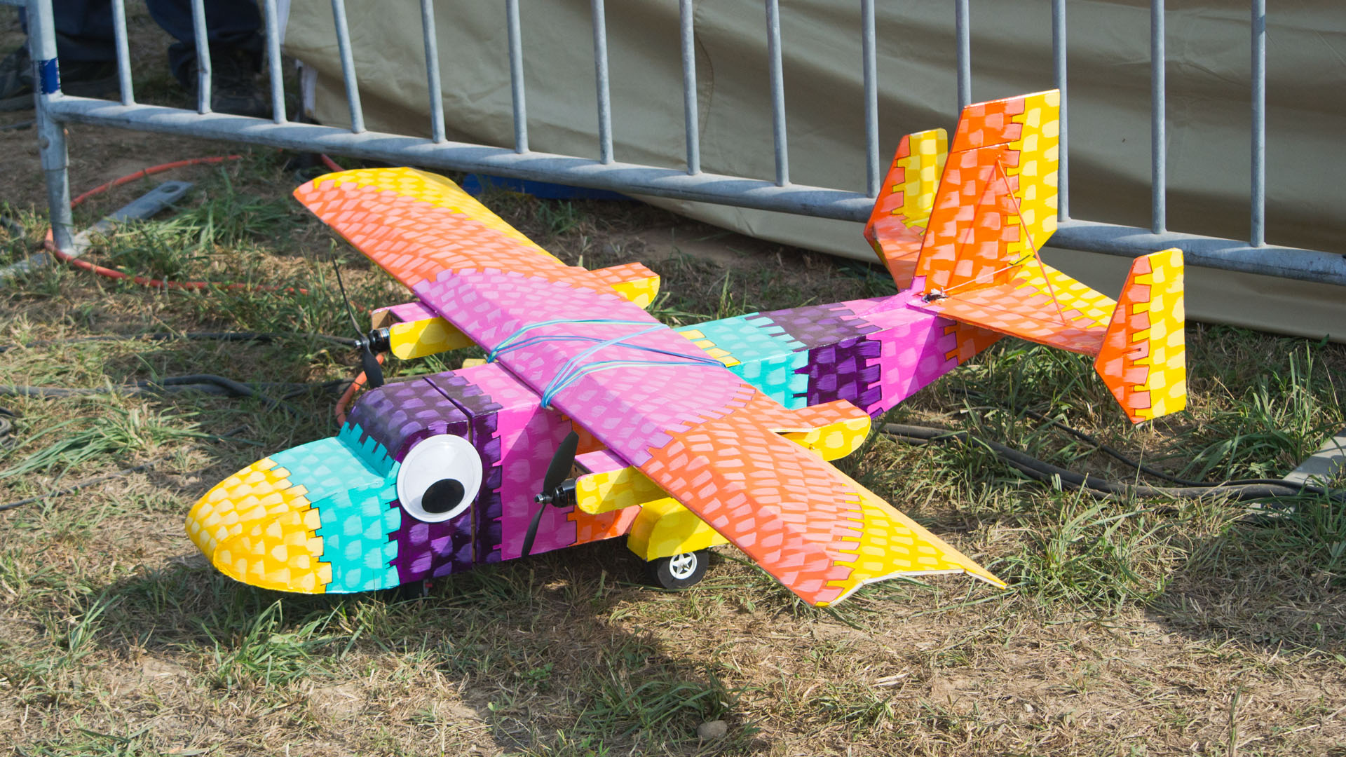 The Model Airplanes of Flite Fest Ohio - Tested