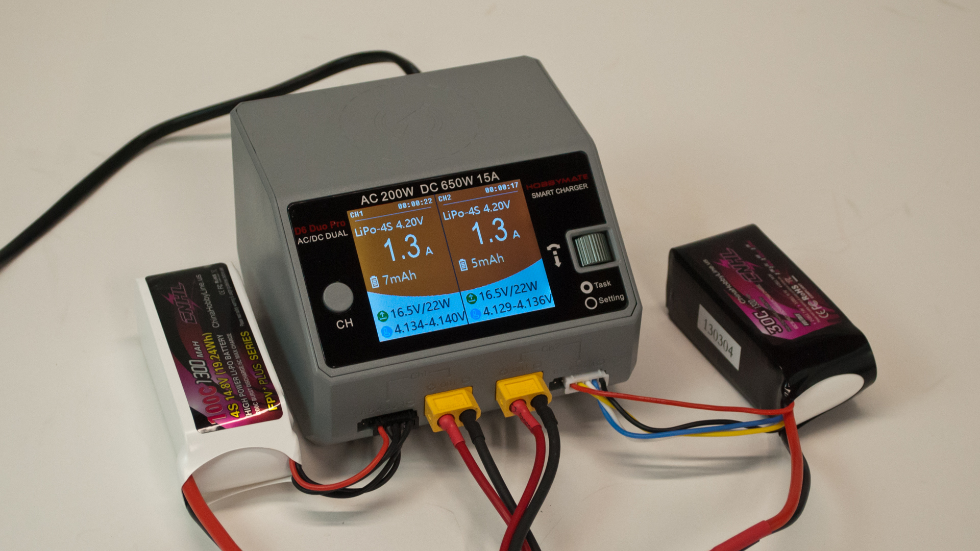 HAnalyzing LiPo Battery Discharge Rates - Tested