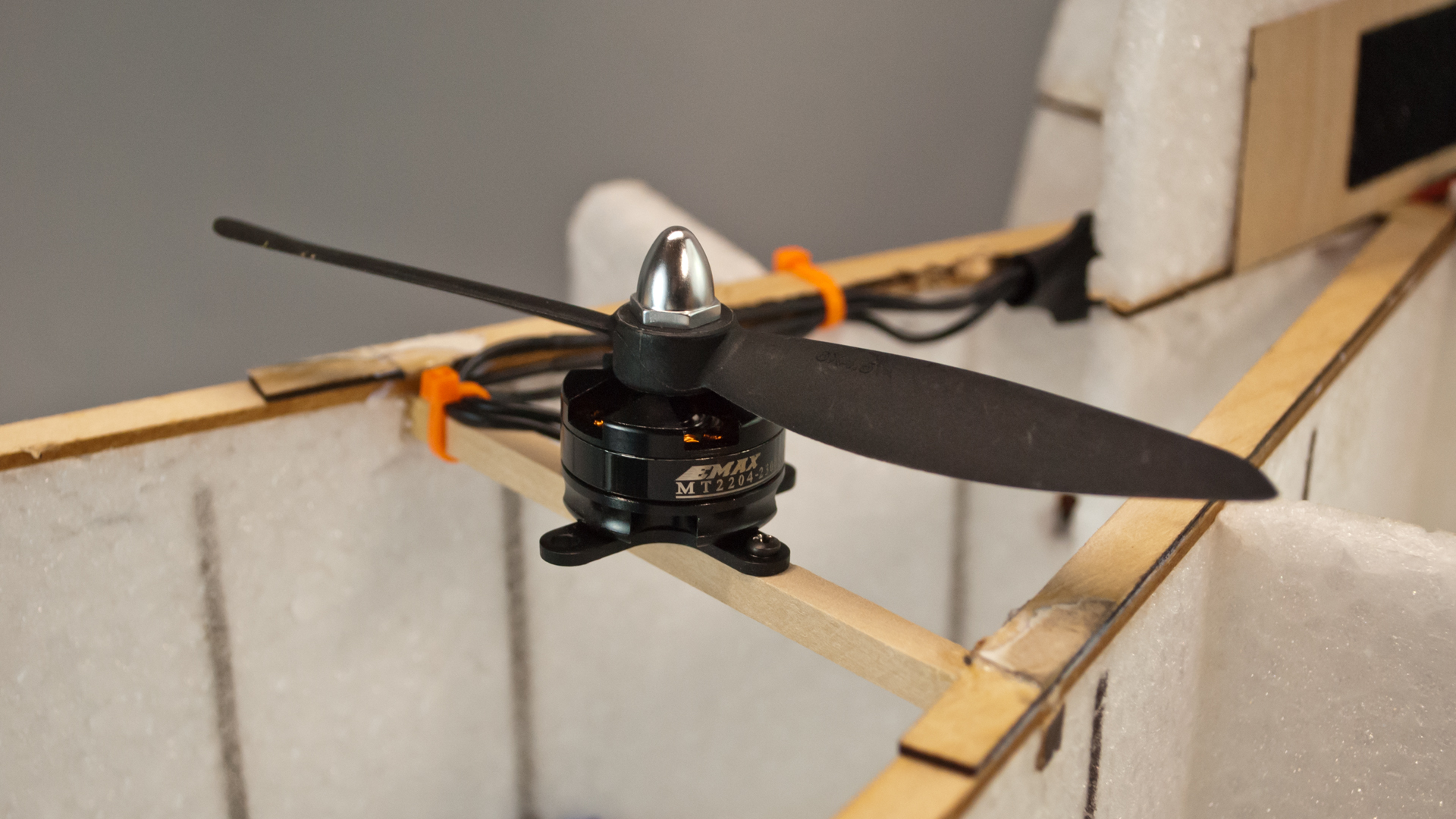 Adam Woodworth S Rc X Wing Fighter Tested