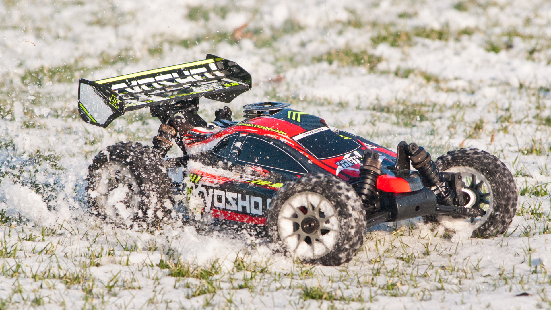 Rc Driving With Nitro Power Tested