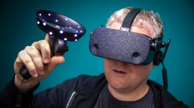 Hands-On with the HP Reverb VR Headset