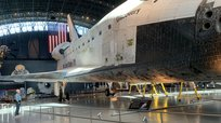 Adam Savage Space Shuttle Discovery