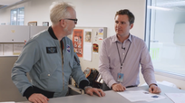 Adam Savage Smithsonian Exhibits John Powell