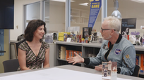 Adam Savage Interviews Smithsonian Designer
