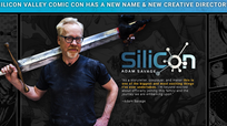 Adam Savage SiliCON