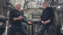 Adam Savage Interviews Expanse's Tony Ianni 2