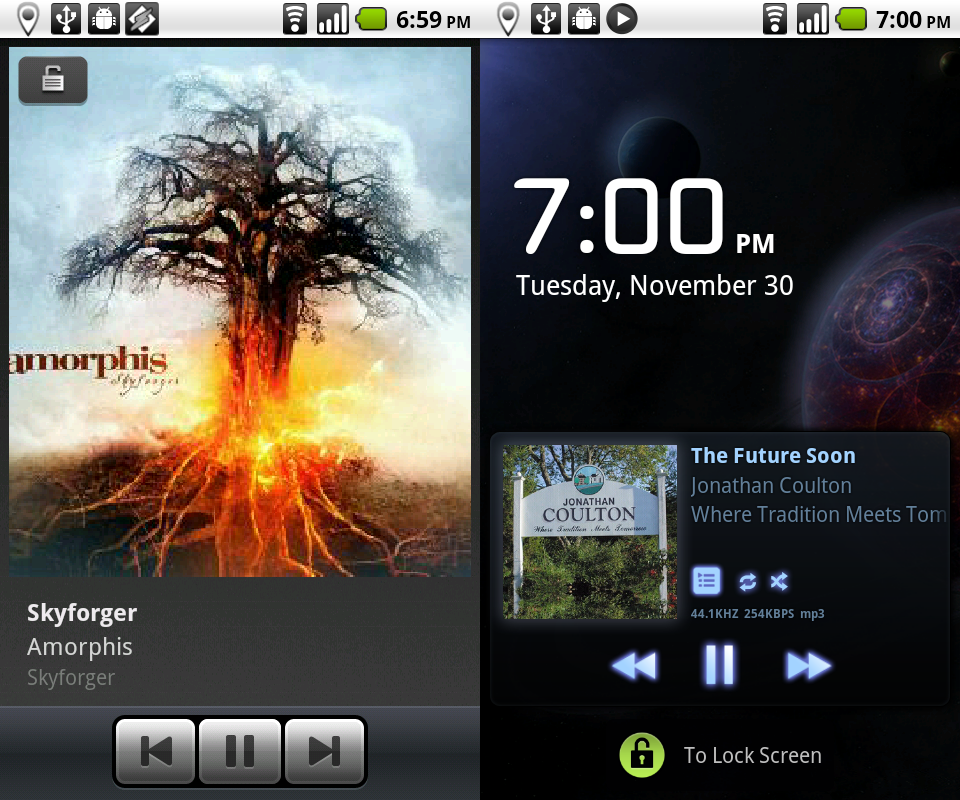 Winamp vs PowerAMP: Which is the Best Android Music Player? - Tested