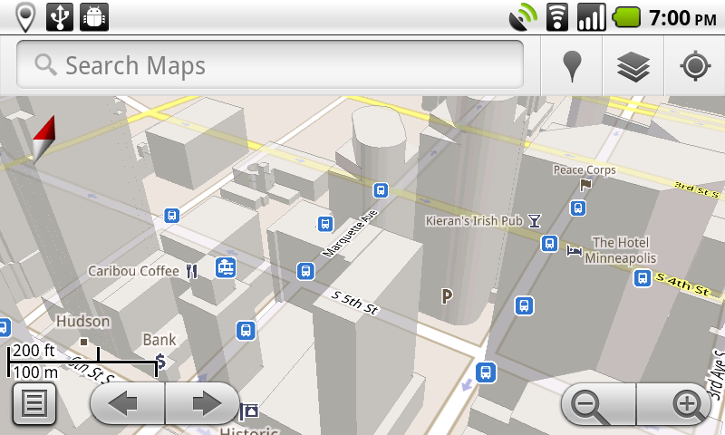 The Best Changes in Google Maps 5.0 for Android - Tested