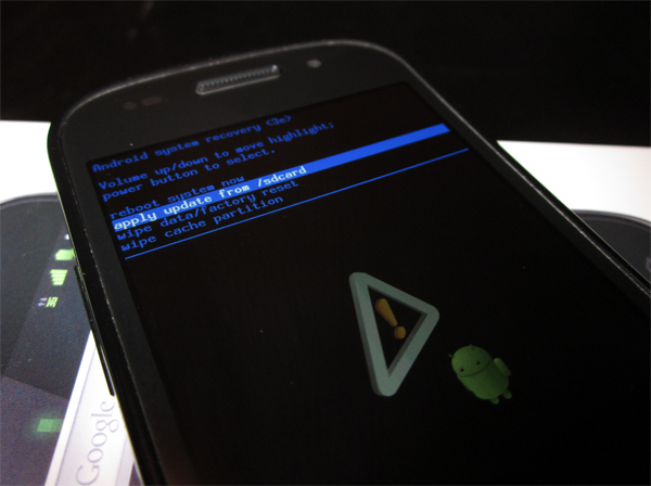 How to Manually Update the Nexus One and Nexus S to ...