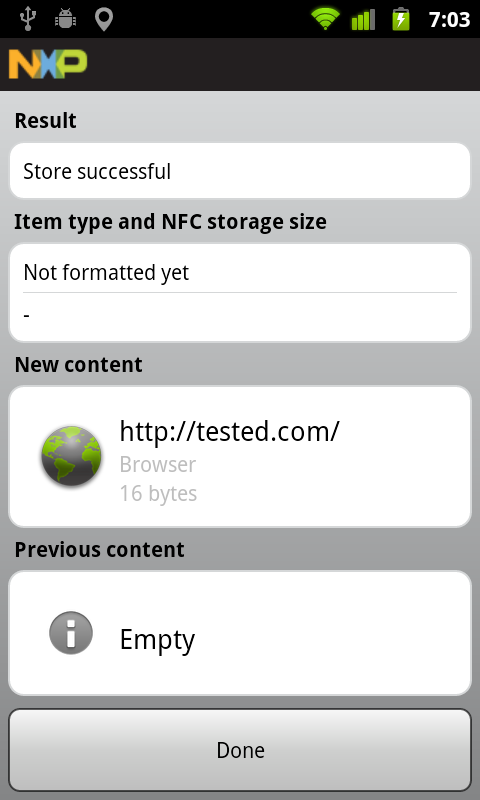 How To Have Fun with Near Field Communication on Android