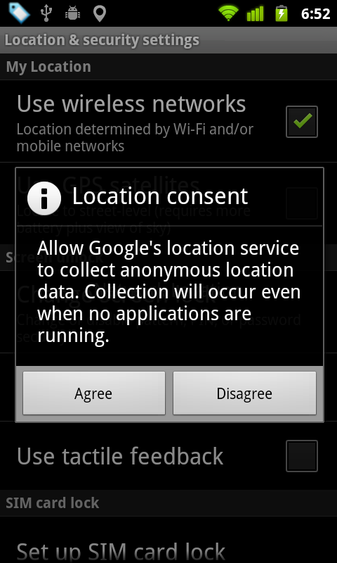 I want an Android phone but have privacy concerns!