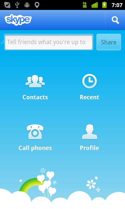 Tested: New and Improved Skype Video Chat for Android - Tested
