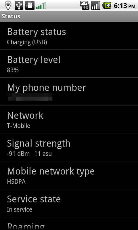 How To Measure Cell Signal Strength On Android Phones Tested