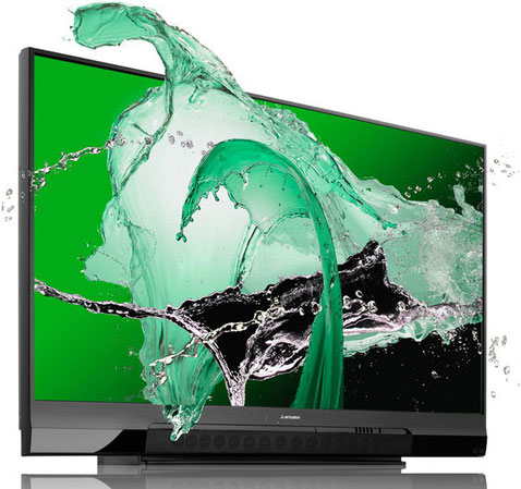 Mitsubishi's Monstrous 82-Inch 3D TV Priced at $3800 - Tested