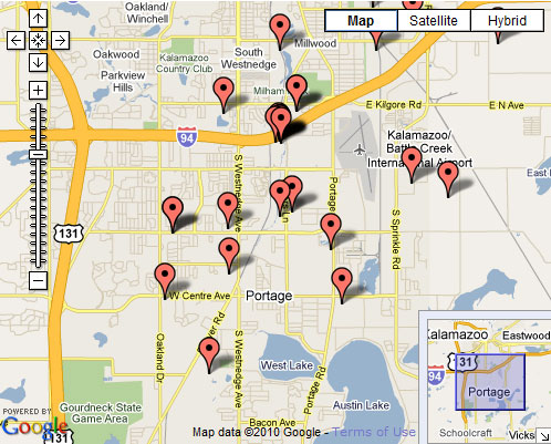 Cell Tower Locations Map How To Find Your Nearest Cell Phone Tower for Fun and Profit   Tested Cell Tower Locations Map