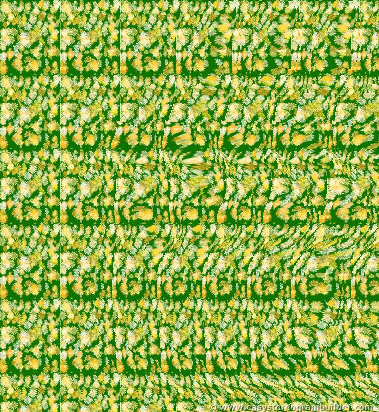 how to make sweet magic eye images glasses free 3d tested