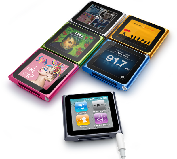 iPod Nano 6G vs 5G: Everything You Need to Know - Tested