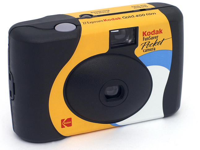 Disposable Cameras and Their Place in Modern Photography - Tested