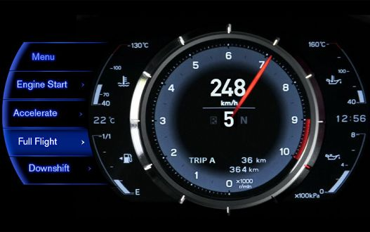 Rethinking The Dashboard How Cars Are Getting A Whole Lot Cooler