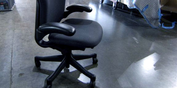 our favorite tech herman miller reaction chair tested