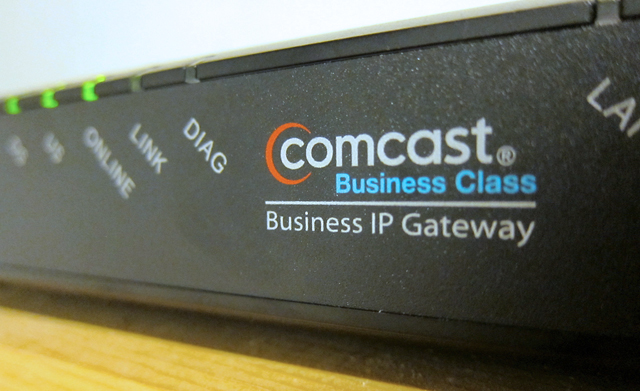 Living with Technology: Business Class Internet Service - Tested