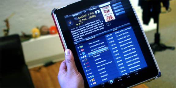 Tested: TiVo's Premiere Remote App for iPad - Tested